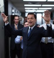 Bild från filmen The Wolf of Wall Street Mary Cybulski / TT / NTB Scanpix