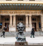 Dramaten. Lars Pehrson/SvD/TT / TT NYHETSBYRÅN
