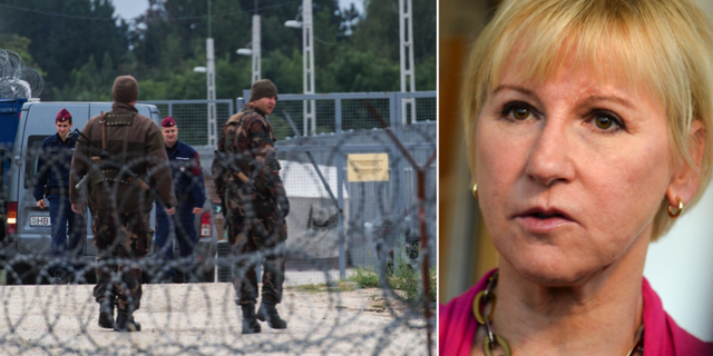 Margot wallstrom sager definitivt nej