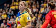 Isabelle Gulldén.  Adam Ihse/TT / TT NYHETSBYRÅN