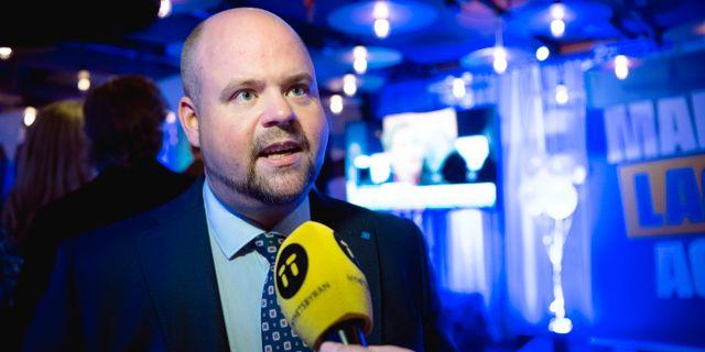 Peter Kullgren.  Henrik Montgomery/TT / TT NYHETSBYRÅN