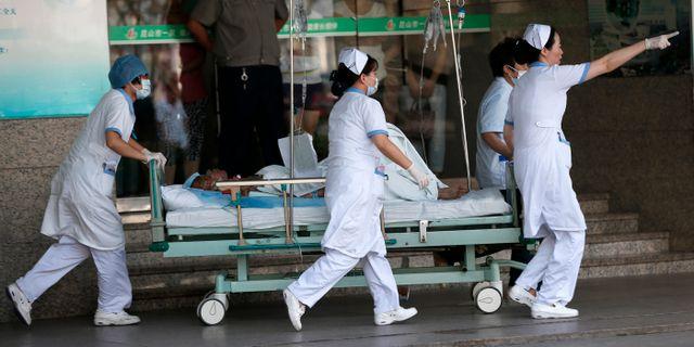 Kinesiska staten lar inte trycka pa gm