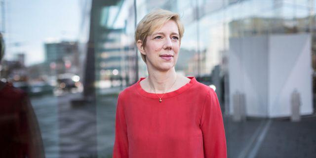 Anna Breman, chefsekonom på Swedbank. Anders Ahlgren/SvD/TT / TT NYHETSBYRÅN