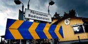 Försvarets radioanstalt. Tomas Oneborg / SvD / TT / TT NYHETSBYRÅN