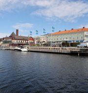 Gästhamnen i Strömstad. Arkivbild. Adam Ihse/TT / TT NYHETSBYRÅN