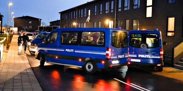 Bild från Köpenhamn Henning Bagger / TT NYHETSBYRÅN