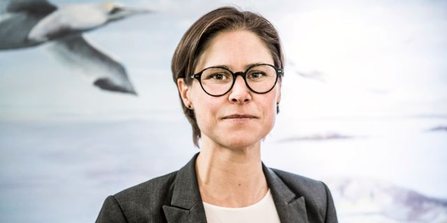Johanna Sandahl.  Lars Pehrson/SvD/TT / TT NYHETSBYRÅN
