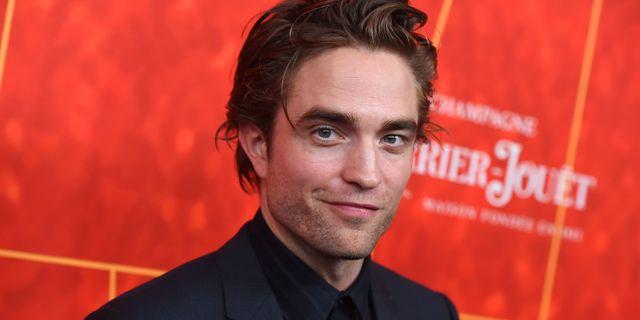 Robert Pattinson. Jordan Strauss / TT NYHETSBYRÅN