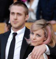 Ryan Gosling och Rachel McAdams. Chris Pizzello / TT NYHETSBYRÅN