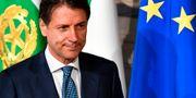 Giuseppe Conte. VINCENZO PINTO / AFP