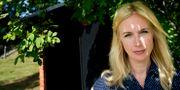 Jenny Strömstedt.  PONTUS LUNDAHL / TT / TT NYHETSBYRÅN