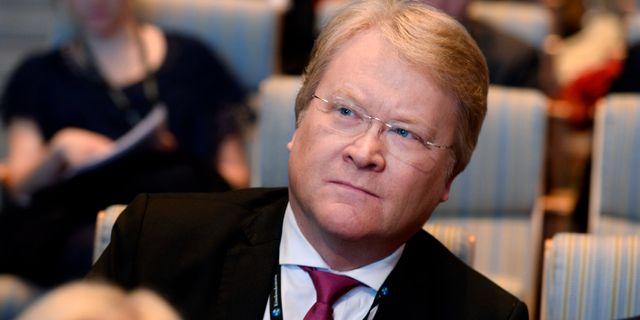 Lars Adaktusson  Pontus Lundahl / TT / TT NYHETSBYRÅN