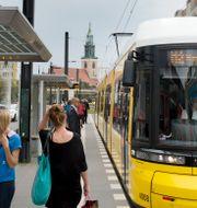 Arkivbild: Alexanderplatz i Berlin JESSICA GOW / TT / TT NYHETSBYRÅN