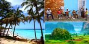 Varadero, Trinidad och Viñales är tre platser du inte får missa på Kuba. Istock