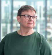 Anne-Marie Eklund Löwinder, säkerhetschef på Internetstiftelsen. Internetstiftelsen