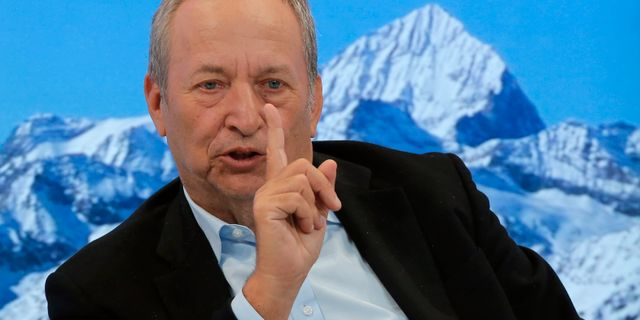 USA:s tidigare finansminister Larry Summers. Arkivbild. Michel Euler / TT / NTB Scanpix