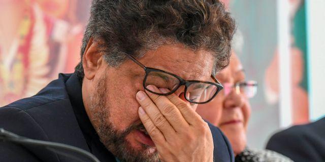 Colombia inga danska farcpengar