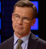 Stefan Löfven och Ulf Kristersson. SVT