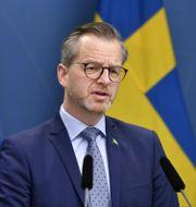 Mikael Damberg. Henrik Montgomery /TT / TT NYHETSBYRÅN