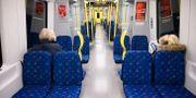 Stockholms tunnelbana. Henrik Montgomery/TT / TT NYHETSBYRÅN