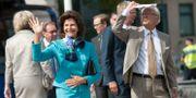 Kung Carl XVI Gustaf och Drottning Silvia, 2013. FREDRIK SANDBERG / SCANPIX / SCANPIX SWEDEN