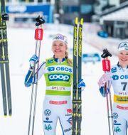 Anamarija Lampic, Linn Svahn och Jonna Sundling SIMON HASTEGÅRD / BILDBYRÅN