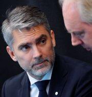 MFF:s vd Niclas Carlnén  Johan Nilsson/TT / TT NYHETSBYRÅN