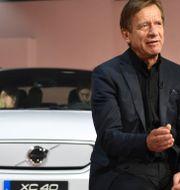 Volvo Cars vd Håkan Samuelsson. Michael Owen Baker / TT NYHETSBYRÅN
