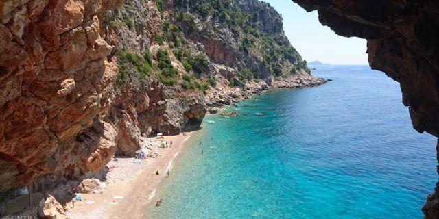 Kroatiens sista hemlighet, Pasjača, utses till Europas vackraste strand. CNTB