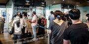Passkontroll på Arlanda Tomas Oneborg/SvD/TT / TT NYHETSBYRÅN