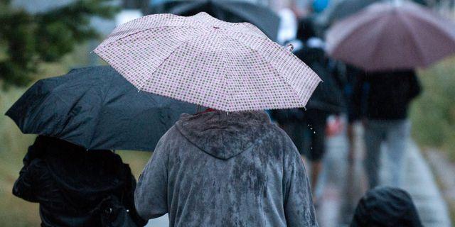 Smhi tror pa regn till helgen