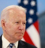 USA:s president Joe Biden.  Stephanie Lecocq / TT NYHETSBYRÅN