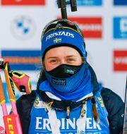 Hanna Öberg och Elvira Öberg.  KALLE PARKKINEN / BILDBYRÅN