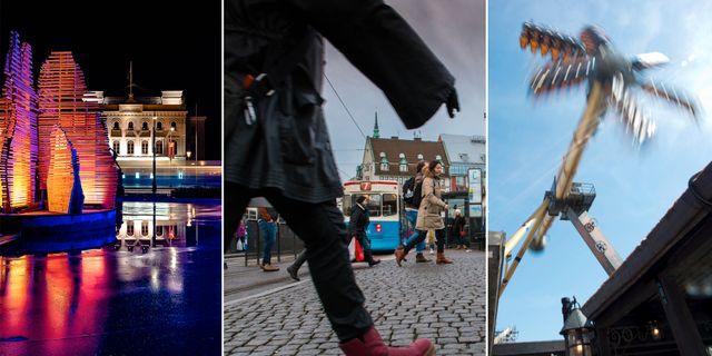 Göteborg är världens näst smartaste stad, enligt en ny undersökning, där man rankat städer enligt 16 kriterier. Pasi Mämmelä / Maria Eklind / Björn Larsson Rosvall, TT
