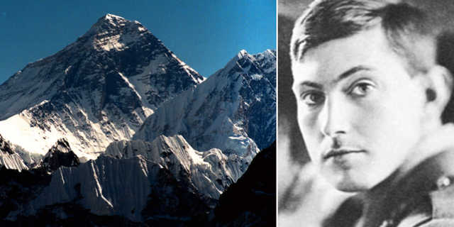 Mount Everest/George Mallory. TT/Wikimedia