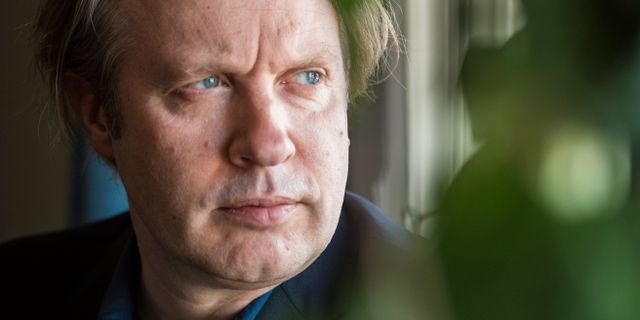 Eirik Stubø. Per Larsson / TT / TT NYHETSBYRÅN