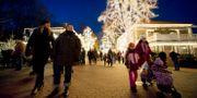 Jul på Liseberg. Arkivbild.  ADAM IHSE / TT / TT NYHETSBYRÅN