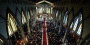 Arkivbild. Katedral i Chile. Fernando Lavoz / TT / NTB Scanpix