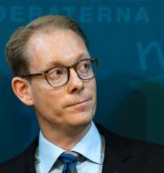Tobias Billström. Janerik Henriksson/TT / TT NYHETSBYRÅN