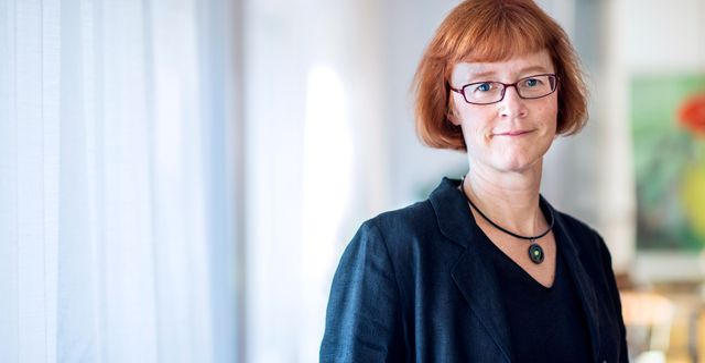 Anna Rut Fridholm / Almega