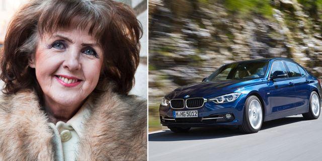 Elisabeth Höglund/BMW (arkivild) TT