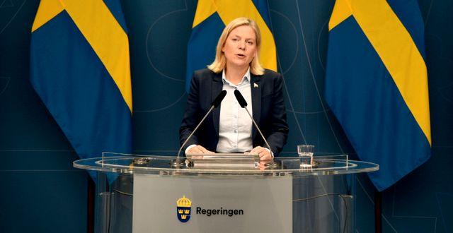 Robin Ek / TT / TT NYHETSBYRÅN