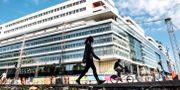 Nya Karolinska sjukhuset i Solna. Tomas Oneborg/SvD/TT / TT NYHETSBYRÅN