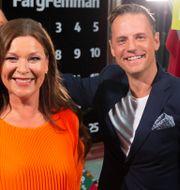 Lotta Engberg och Stefan Odelberg Mathias Otterberg