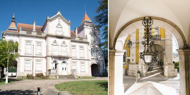 Palatset Conde Dias Garcia utanför Porto och  Edifício Pombalino i Lissabon är två byggnader som hyrs ut billigt av portugisiska myndigheter. Revive