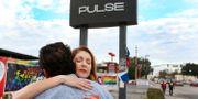 Barbara Poma utanför Pulse. Red Huber / TT / NTB Scanpix