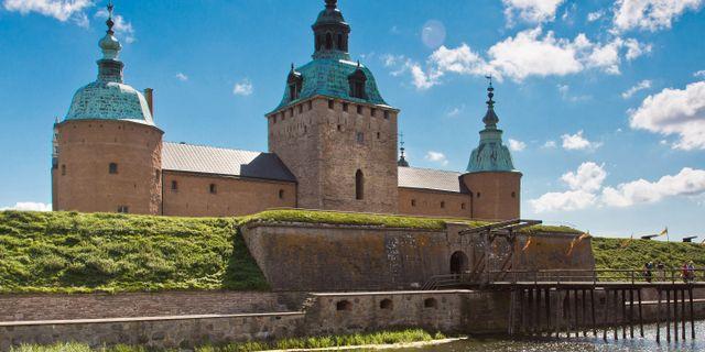 Kalmar slott. Martin Grädler