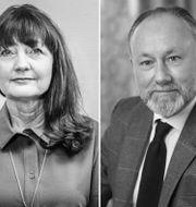 Andreas Åström, Marie Nilsson, Jonas Siljhammar. Pressbilder