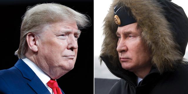 Trump, Putin TT