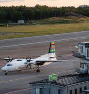 Bra-plan på Bromma flygplats. Arkivbild. Stina Stjernkvist/TT / TT NYHETSBYRÅN